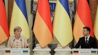"""Angela Merkel aseguró que no permitirá el uso del Nord Stream 2 como """"arma geopolítica"""""""