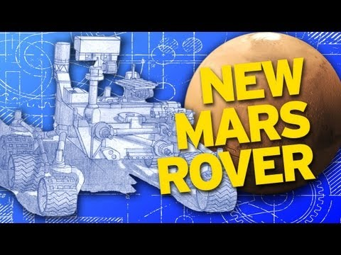 New Rover Will Hunt for Signs of Life on Mars