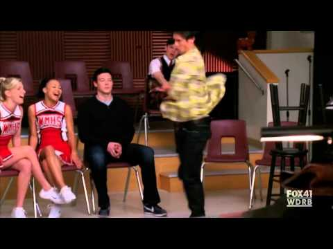 Glee 1x14   Gives You Hell