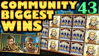 CasinoGrounds Community Biggest Wins #43 / 2017