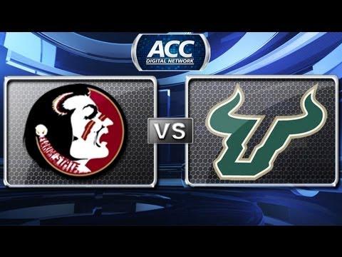 Florida State vs South Florida Highlights - 2012