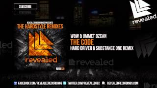 W&W & Ummet Ozcan - The Code (Hard Driver & Substance One Remix) [OUT NOW!] [3/4]