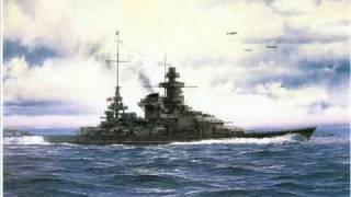 Die deutsche Kriegsmarine Teil 1 - The german Kriegsmarine Part one