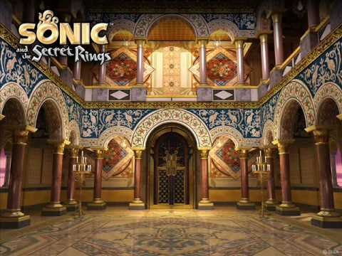 Sonic And The Secret Rings Levitated Ruin Music