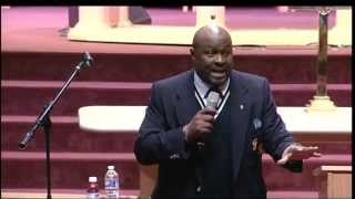 Minister James Busby Bible Study on Patience Part 1