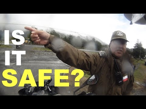 Is it safe to ADV Motorcycle the Andes Mountains in South America? | Ride Adventures