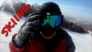 горные лыжи skiing горнолыжная база Arsgora