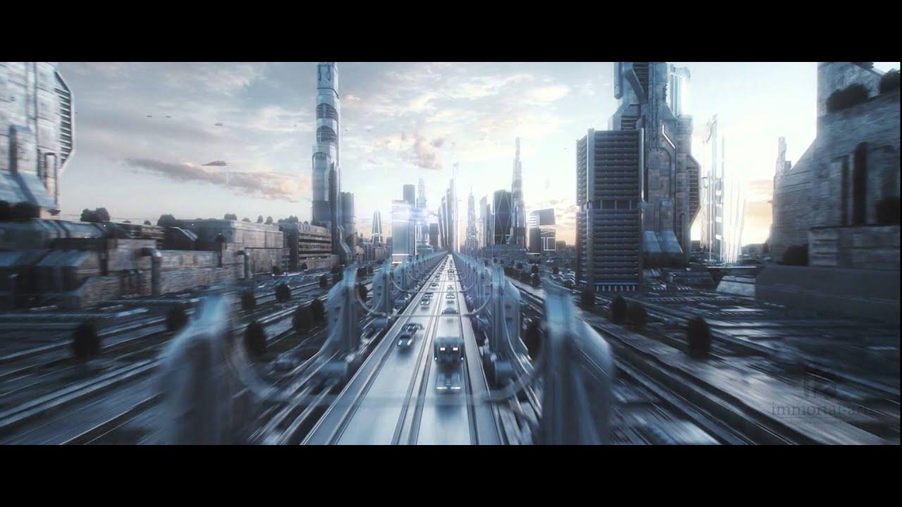 Future City [ LIMA 2114 ] Inspirations Area (HD720p)
