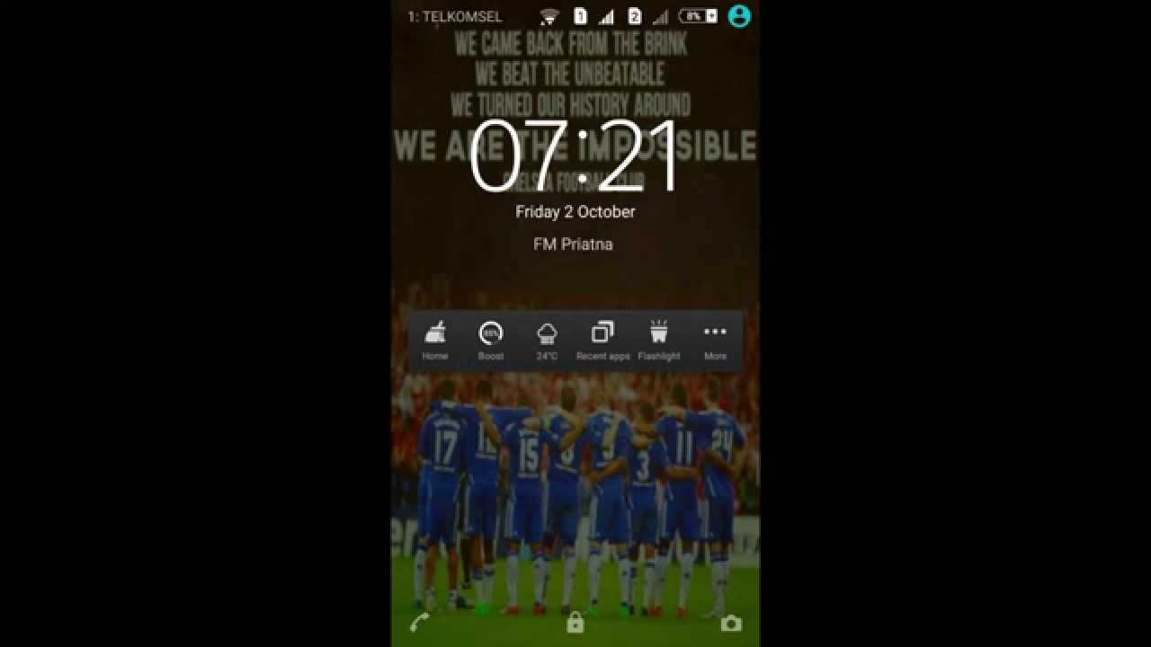 Set Full Picture As Android Lockscreen Wallpaper Without Cropping - YouTube