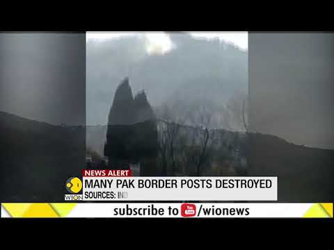 Indian Army destroys Pakistani posts in retaliation along LoC in J&K: Sources
