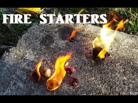 Homemade Fire Starters ~ Easy to Make & Long Burn