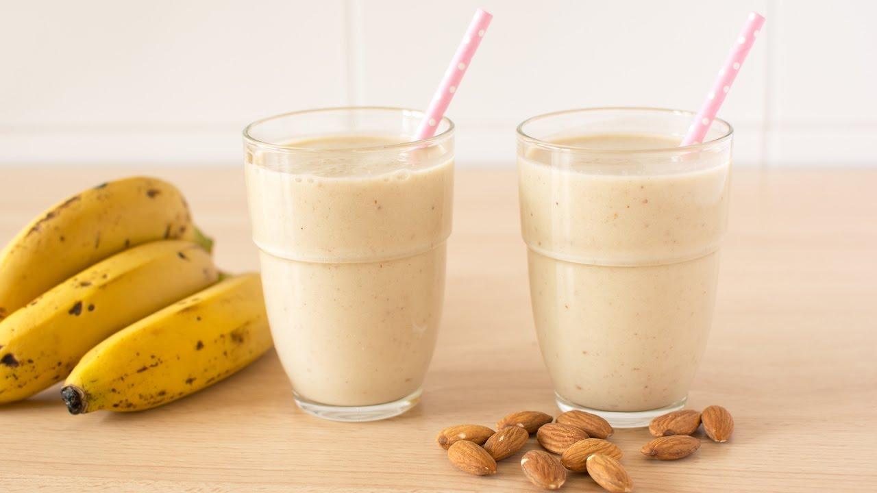 Image result for plátano con almendras y Avena