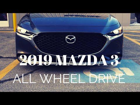 2019 MAZDA 3 ALL WHEEL DRIVE IS HERE :)