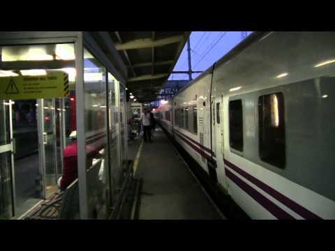 Elipsos Paris-Madrid En Gare De Poitiers