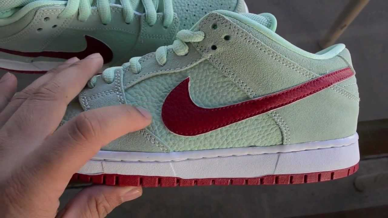 newest 431ea 92637 Nike Dunk Low Pro SB Monopoly Board Medium Mint Local Pick Up Review