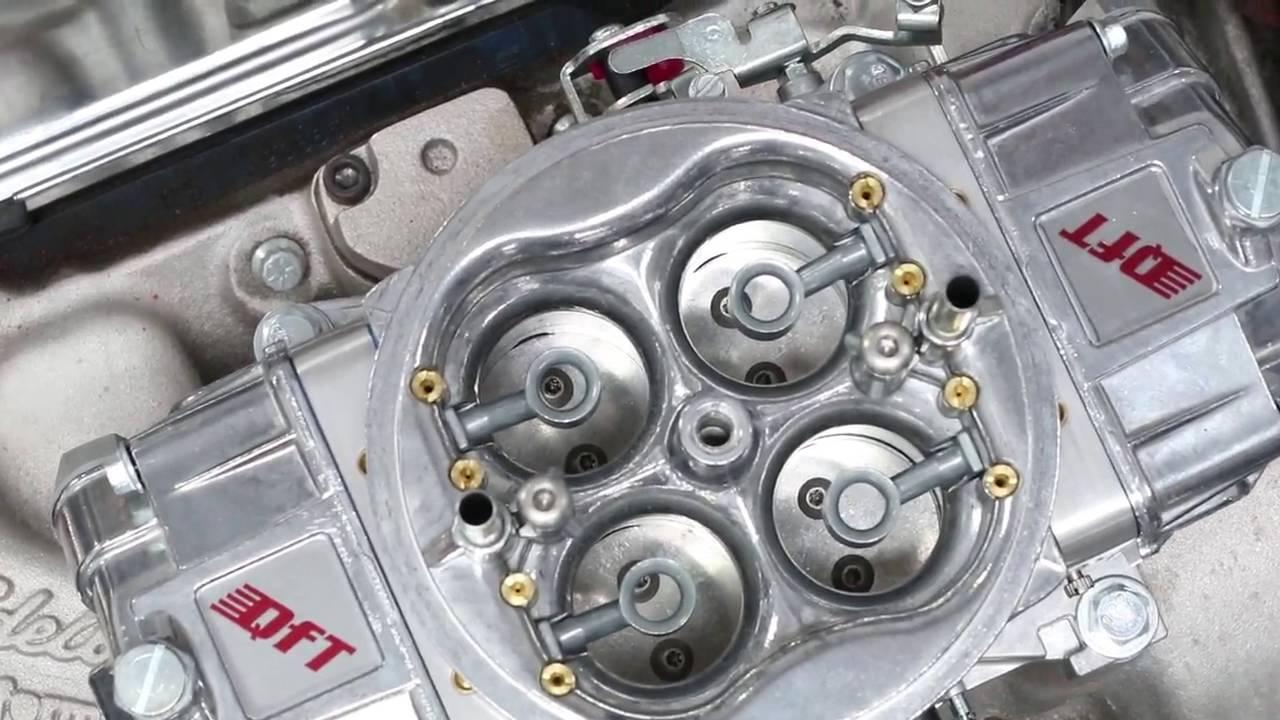 Quick Fuel Street-Q Series Carburetors Tutorial Overview