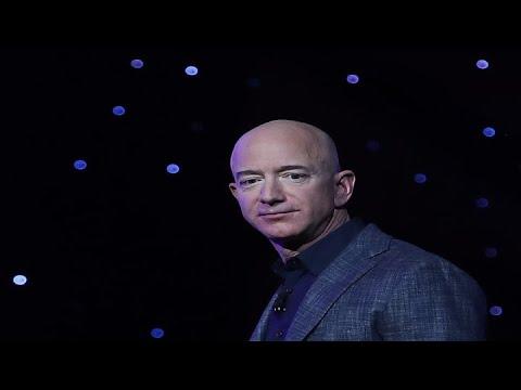 Amazon challenges Pentagon's $10 billion cloud computing contract known as Jedi