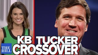 Krystal goes on Tucker to combat Chuck Todd smear of Bernie backers