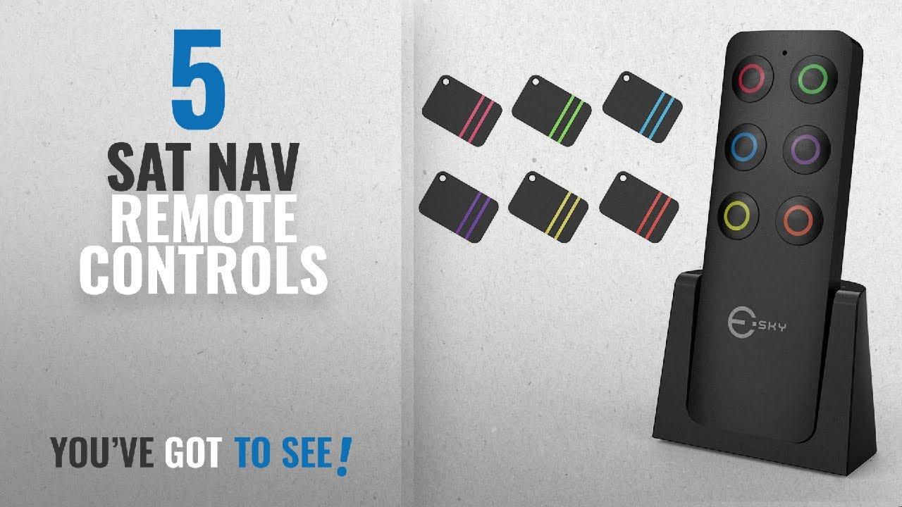 14ce5ed25623 Top 10 Sat Nav Remote Controls  2018   Key Finder