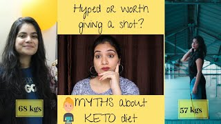 Myths about KETO diet || common mistake, Indian KETO, EVERYTHING || Mamta Thakur
