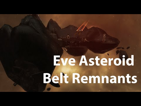 Eve Online - Asteroid Belt Remnants