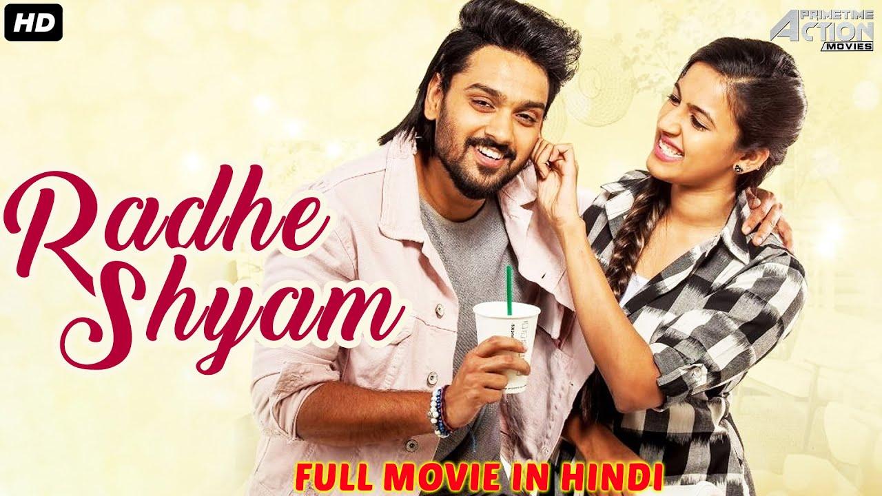 RADHE SHYAM - Full Movie Hindi Dubbed | Superhit Hindi Dubbed Full Romantic Movie | South Movie
