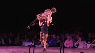 Dancing with the Y Stars: Kitsie Kennard and Jason Burton