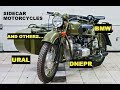 Sidecar Motorcycles Ural vs BMW vs Harley-Davidson vs Dnepr. Which one is the best?