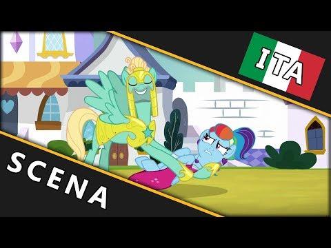 [ITALIAN] My Little Pony Scena: Zephyr Breeze Fa La Guardia, Circa. (S9, E4) [FHD]