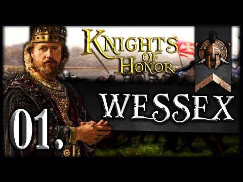 Knights of Honor - Wessex Hadjárat 1.rész