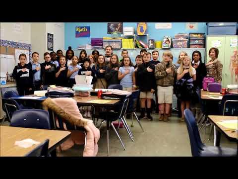 Herndon Magnet School   Mrs  Rice's 5th Grade   2018 19