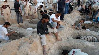 أخبار عربية - الشرطة العراقية تعثر على مقبرة جماعية في جنوب الموصل
