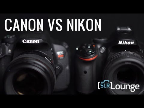 Entry Level Cameras Canon vs Nikon | Gear Talk Episode 11