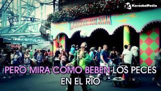 Villancicos - Los Peces En El Rio (Karaoke)