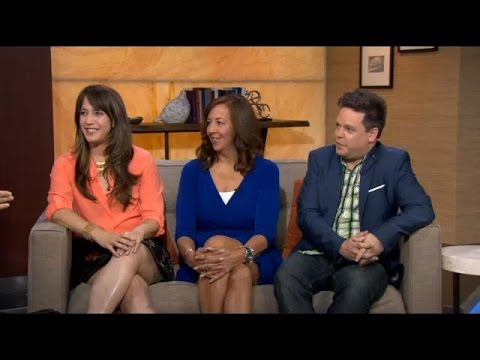 Dana Nachman, Patricia Wilson & Mike Jutan Talk