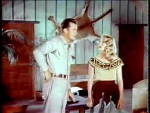 The White Orchid (1954) JUNGLE ADVENTURE