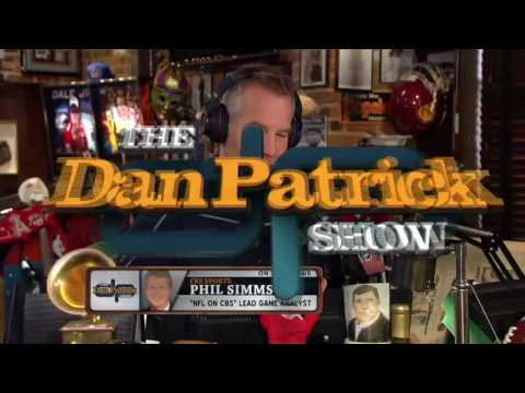 Phil Simms on The Dan Patrick Show (Full Interview)