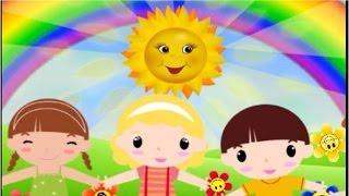 Я и солнце.  Музыкальный мультик. Наше всё!