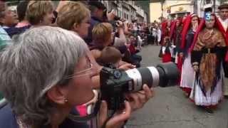 Vidéo : les touristes affluent en Vallée d'Ossau