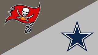 NFL Week 15 Preview: Tampa Bay Buccaneers/Dallas Cowboys