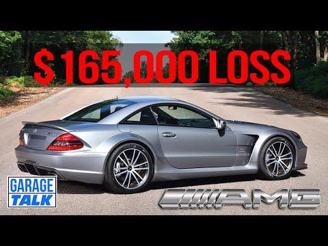 Top 10 Worst Depreciating Cars