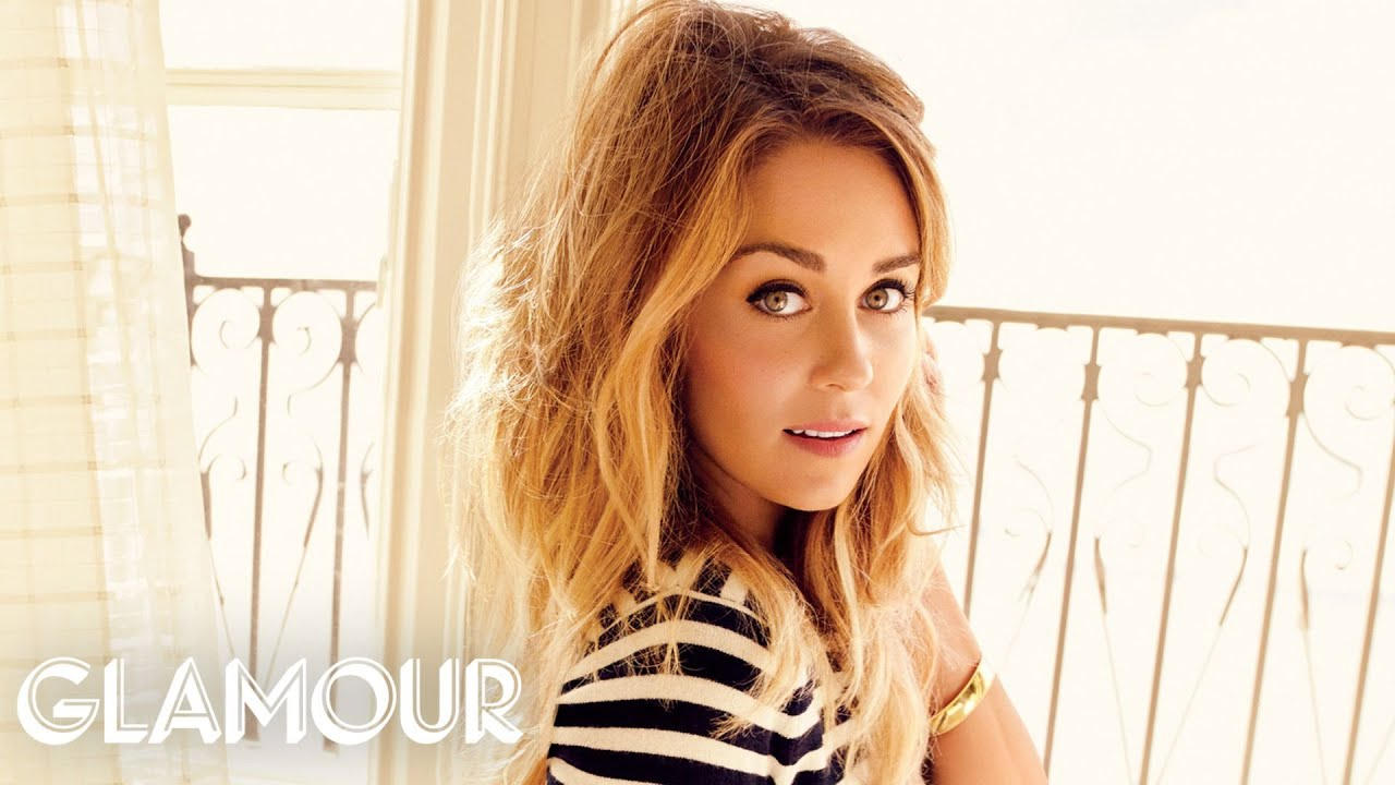 Lauren Conrad As The Mani Dries Lauren Conrad Answers Beauty Questions While Her Nails Dry Glamour