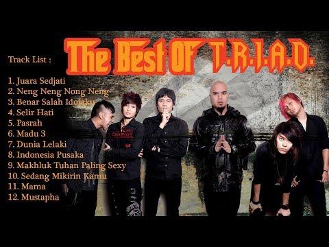 Kompilasi Lagu Pop - The Best of TRIAD