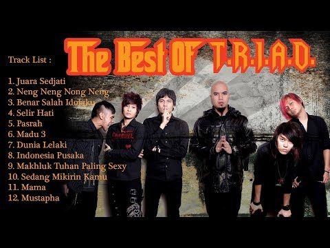 Kompilasi Lagu Pop - The Best of TRIAD