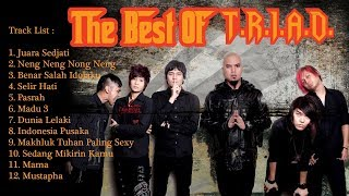 Kompilasi Lagu Rock The Best of TRIAD