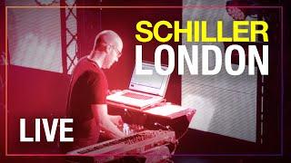 schiller live in london // schiller-klangwelten-mitternacht