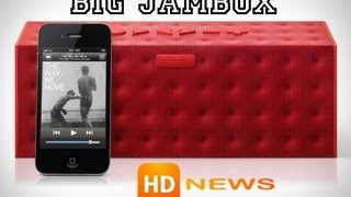 bIG Jambox от Jawbone - Полный обзор (HD-News) !