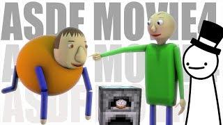 [SFM Baldi's Basics] asdfmovie 4