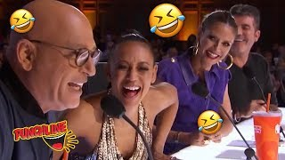 FUNNIEST GOT TALENT JUDGES MOMENT EVER ON America