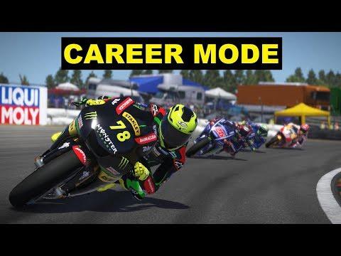 MotoGP 17 | Career #83 | MotoGP | Race 9/18 | SACHSENRING | I Continue to...